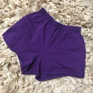 Size M cotton Soffe shorts.